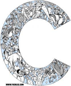 COLORED-animal-alphabet-coloring-c