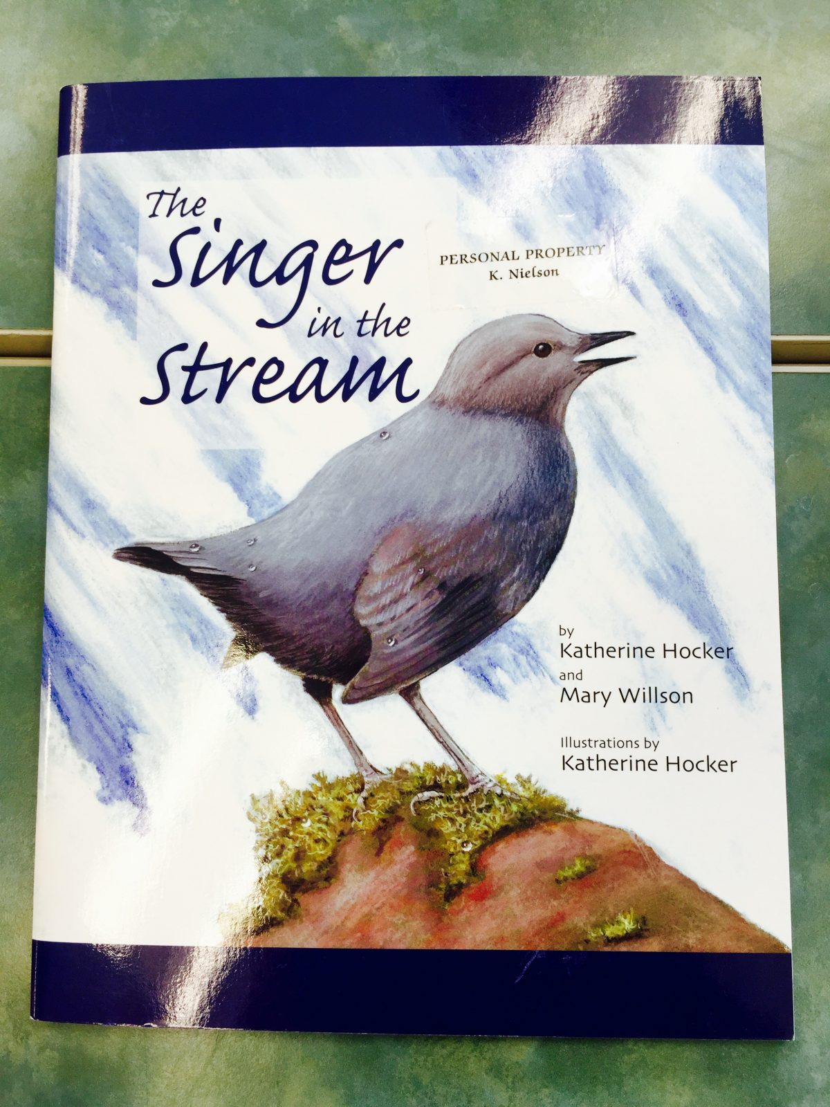 The Singer in the Stream