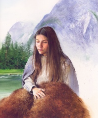 Children's Story: The Woman Who Married the Bear