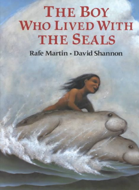 The Boy Who Lived with the Seals: Children Book Review
