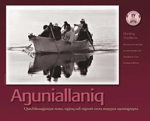 Teaching Inupiat Resiliency through History and Values
