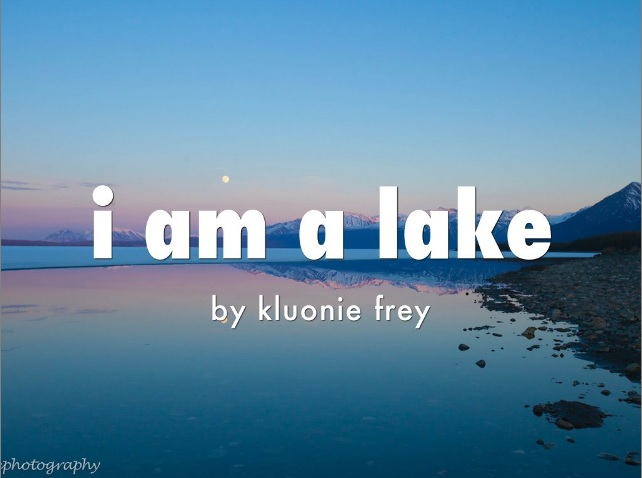 Where I'm From – Kluonie Frey
