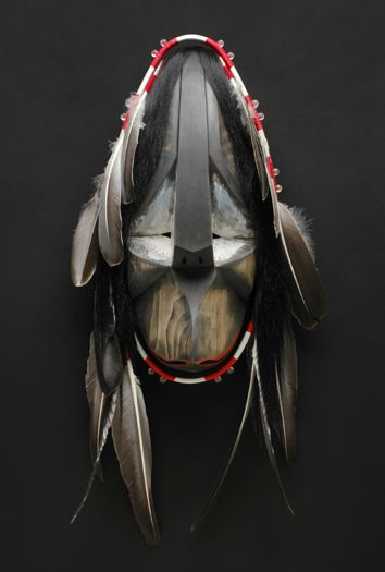 Raven who Married the Chief's Daughter
